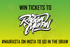 #MaiRasta to win Raggamuffin tickets