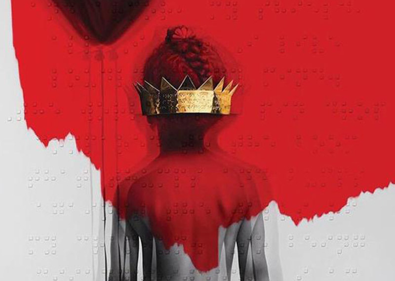 Stream Rihanna's album Anti