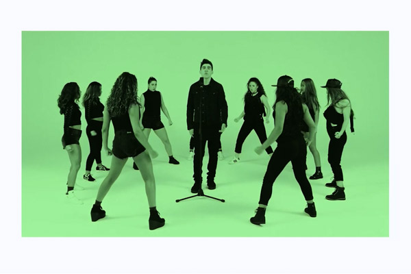 Check out Sam Vs new music video choreographed by Parris Goebel