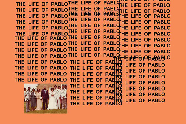 Kanye West drops 'The Life of Pablo' artwork