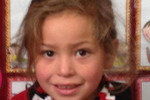 Search for 5 year-old girl taken in car