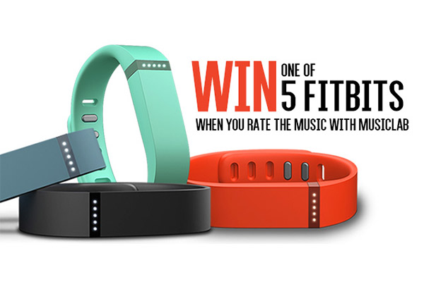 Win a Fitbit here