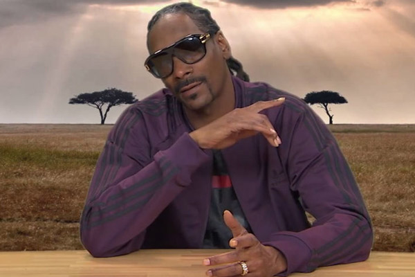 There's a petition to have Snoop Dogg Narrate Planet Earth