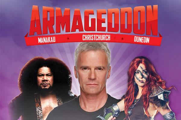 Armageddon Expo 2016