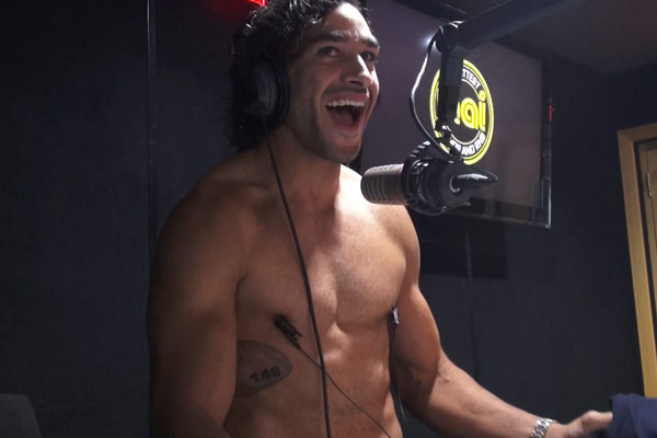 Johnathan Thurston's hardest interview ever