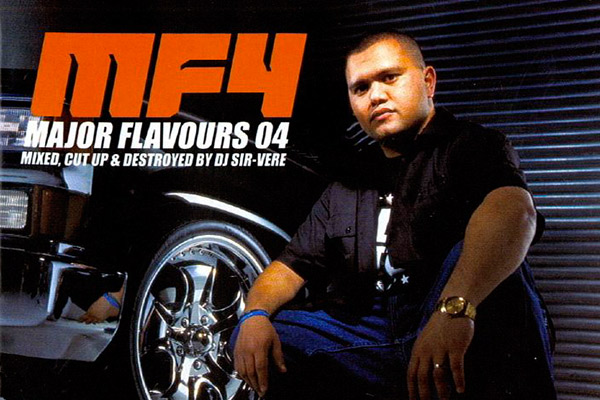 FREE DOWNLOAD: DJ Sir-Vere Major Flavours Vol 4