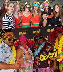 NRL Auckland Nines Photos