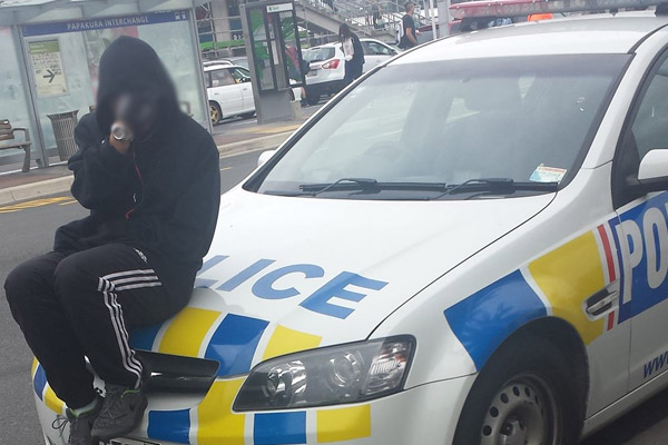 Wanted woman continues to troll police on Facebook