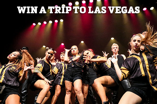 Win a trip to Las Vegas thanks to Maori Television's The Palace