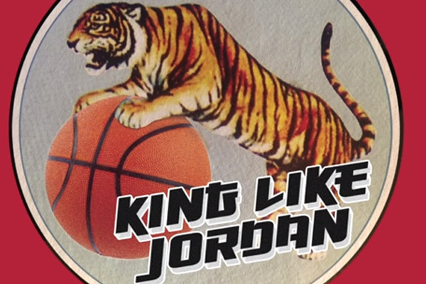 Earth Tiger - King Like Jordan