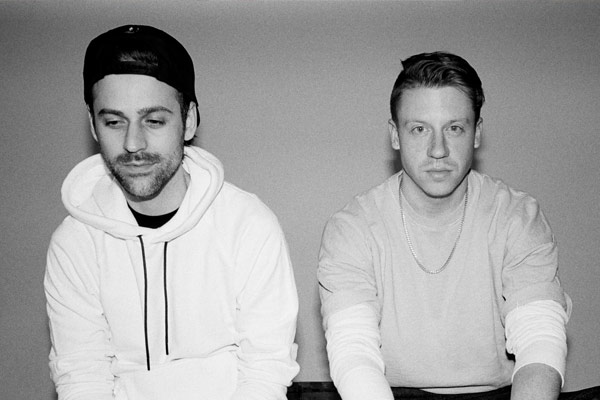 Macklemore + Ryan Lewis LIVE in NZ