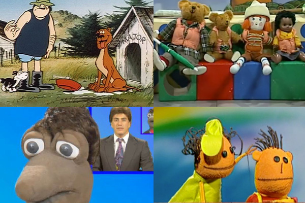 Do you remember these Kiwi classic children's shows?