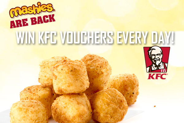 Win FREE KFC daily with Mai Lunch Breaks!