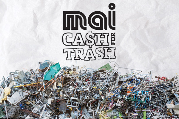 Win $1000 with Cash for Trash