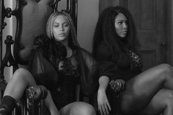 WATCH: Serena Williams gets her Twerk on in Beyonce's LEMONADE