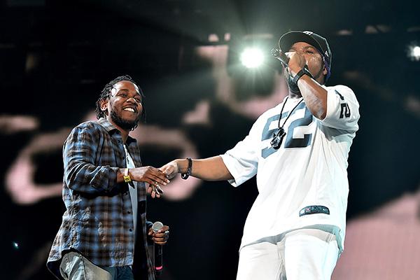 NWA reunite and bring out Kendrick Lamar at Coachella