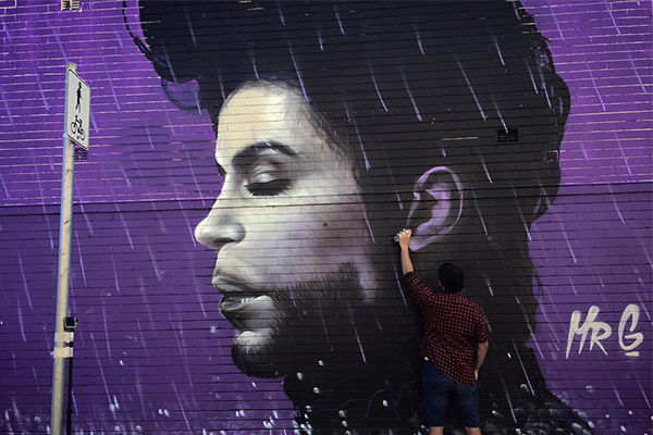 Kiwi's Prince Tribute goes viral