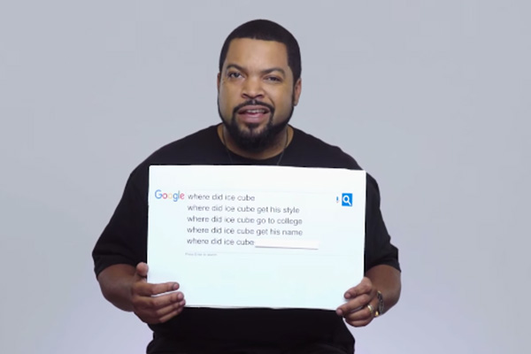 Ice Cube answers Google's most searched questions