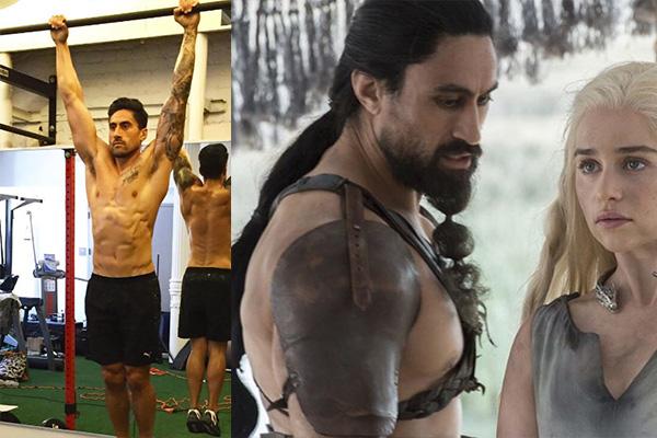 Joe Naufahu aka. Khal Moro from Game of Thrones shares his workout tips