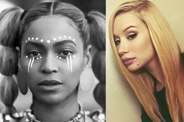 Iggy Azalea think's Beyonce's Becky reference is racist