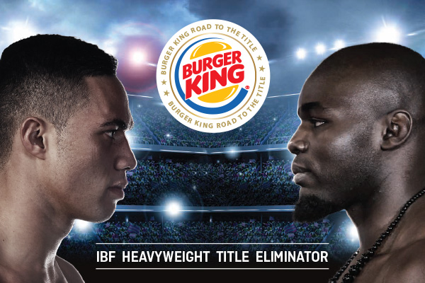 Burger King Road To The Title - Joseph Parker vs Carlos Takam