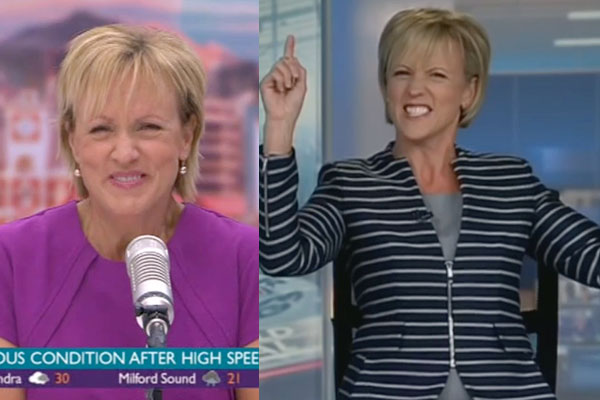 VIDEO: Our favourite moments with Hilary Barry