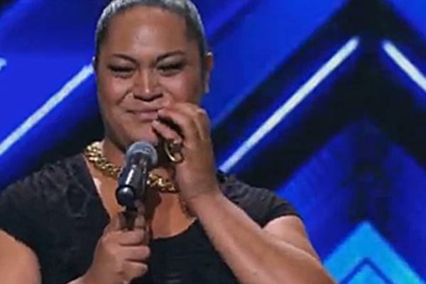 Former X Factor NZ star Ashley Tonga films physical altercation with online blogger