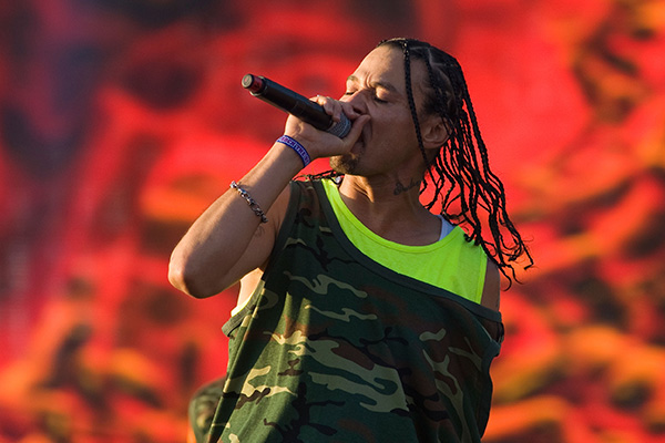 Bizzy Bone talks new music and The Block Party with the Mai Morning Crew
