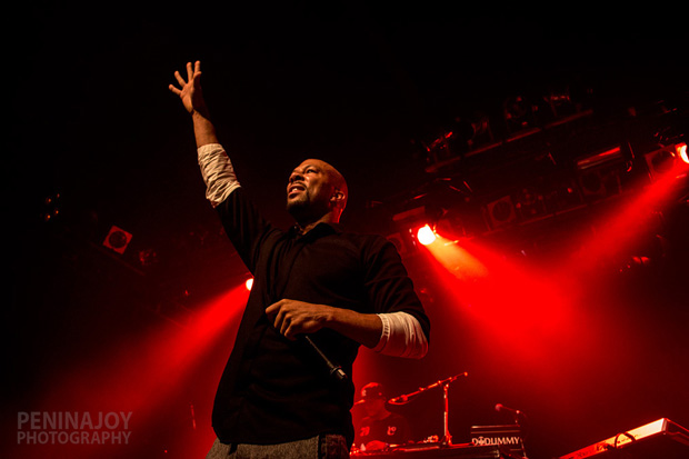 Common and Talib Kweli live at The Powerstation