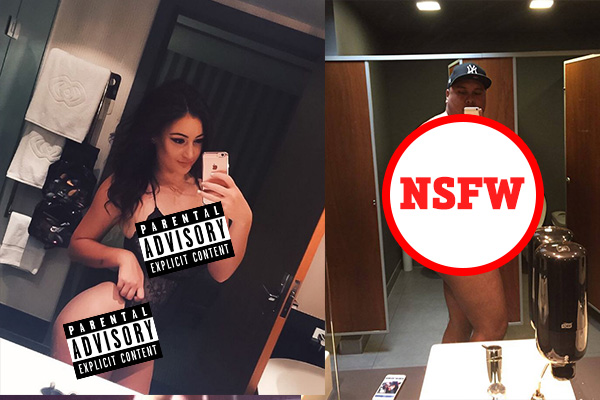 Fame recreates Haley's SEXY break the internet photo