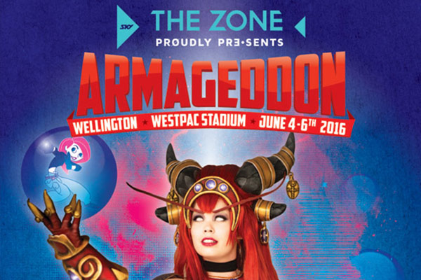 Armageddon Expo Wellington 2016