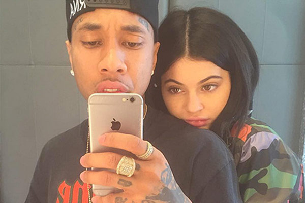 Tyga leaks sex tape with Kylie Jenner