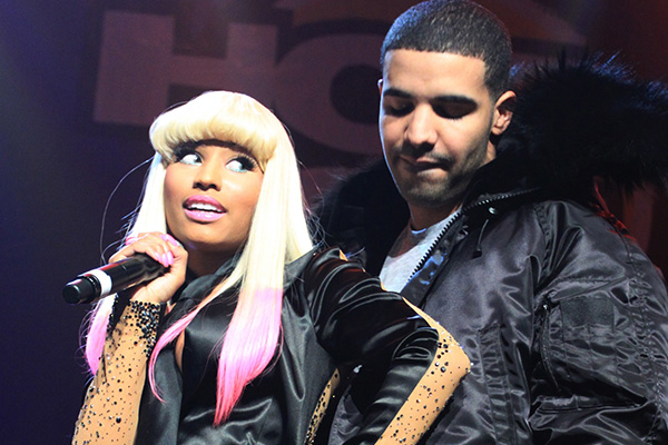 Drake reveals he and Nicki Minaj no longer speak