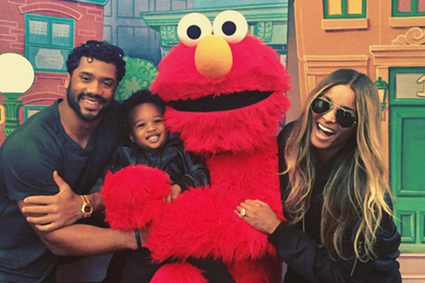 Russell Wilson pens beautiful birthday message to baby Future