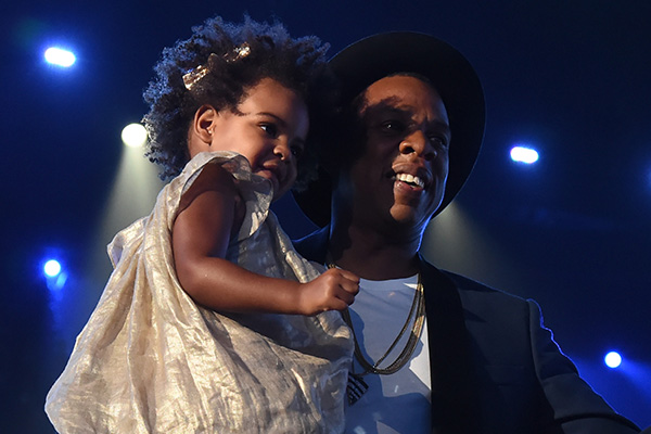 WATCH: Blue Ivy and Jay Z dance backstage at Beyonce's concert
