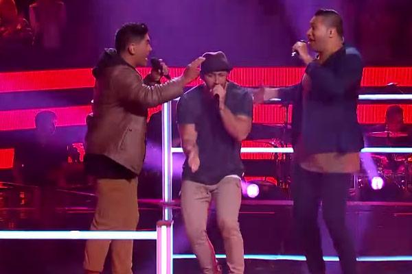 Kiwi Koi Boys smash 'Uptown Funk' on The Voice Australia
