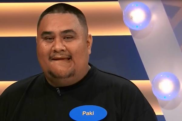 WATCH: Kiwi lad is playing up on Family Feud