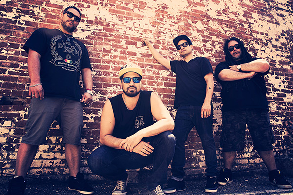 Katchafire and Kora live at the Powerstation