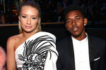 Iggy Azalea dumps Nick Young's stuff in driveway