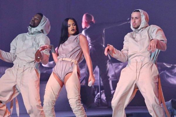 WATCH: Behind the scenes of Rihanna's ANTI Tour with Kiwi dancer Lance Savali