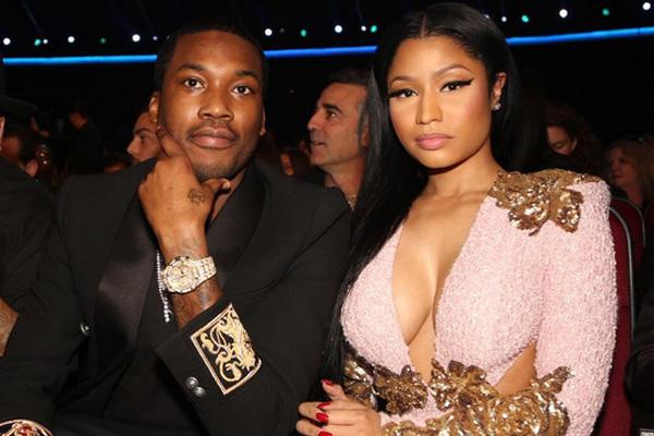 Nicki Minaj and Meek Mill go at it on Instagram