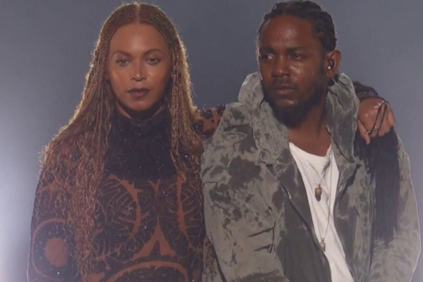 WATCH: Beyonce and Kendrick Lamar open the 2016 BET Awards with 'Freedom'