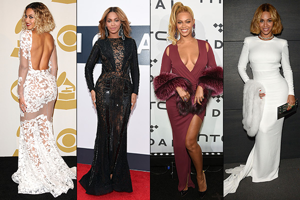 Peep Beyonce's hottest looks over the years