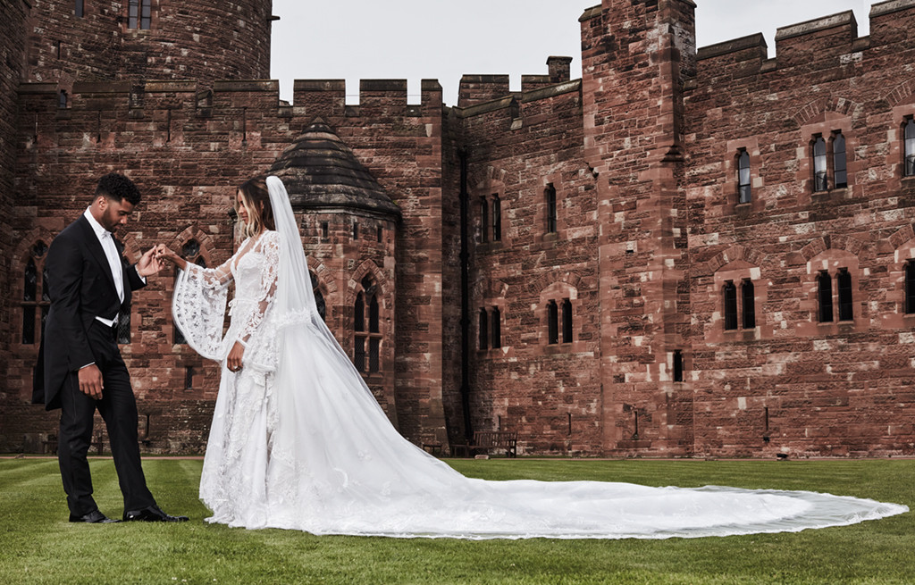 Ciara and Russell Wilson share official wedding photos
