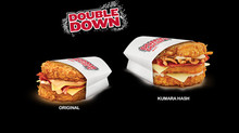 Win thanks to the return of the KFC Double Down!