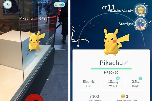 How to get Pikachu as your starter in Pokemon Go