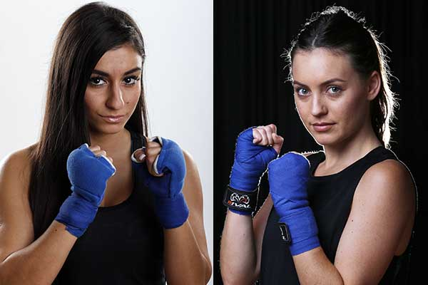 See the official photos for Lily & Naz's upcoming fight