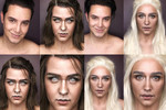 Make up artist transforms himself into Game of Thrones characters