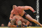 Brock Lesnar fails another drug test