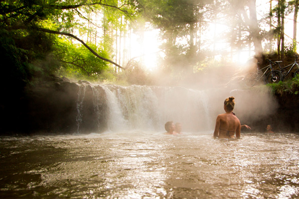 New Zealand's top 5 hot springs